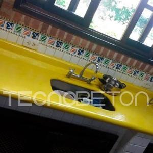 Revestimento micro cimento